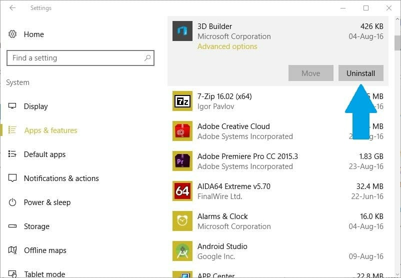 settings-remove-3d-builder