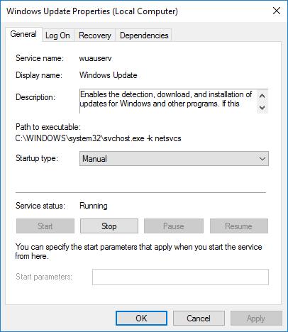 windows-10-update-properties