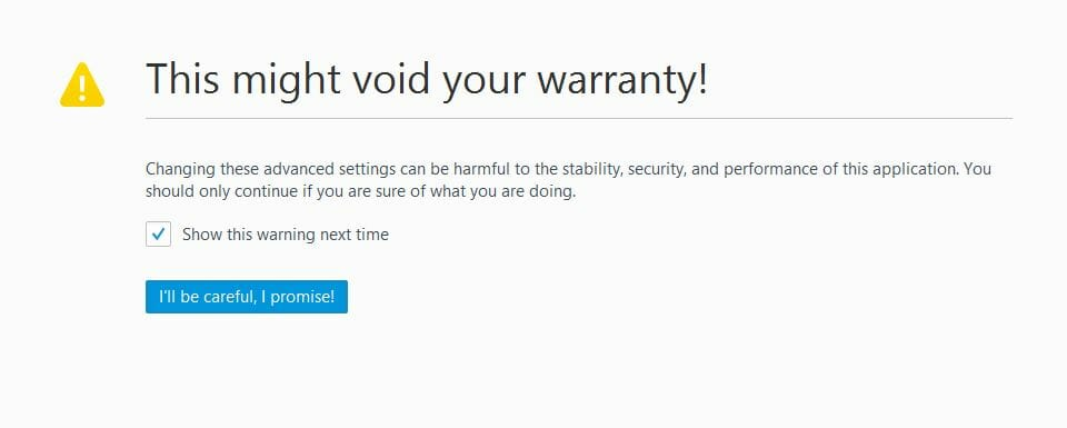 firefox-void-warranty