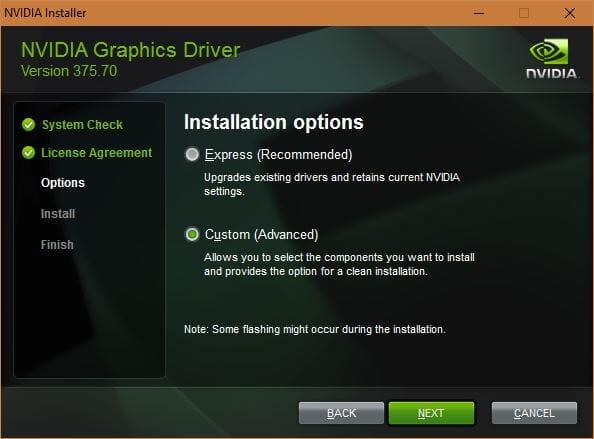 nvidia-setup-custom-installation