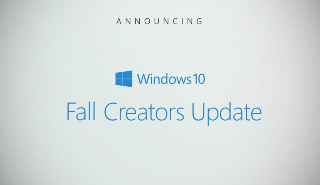 Windows 10 Fall Creators Update stop apps restarting